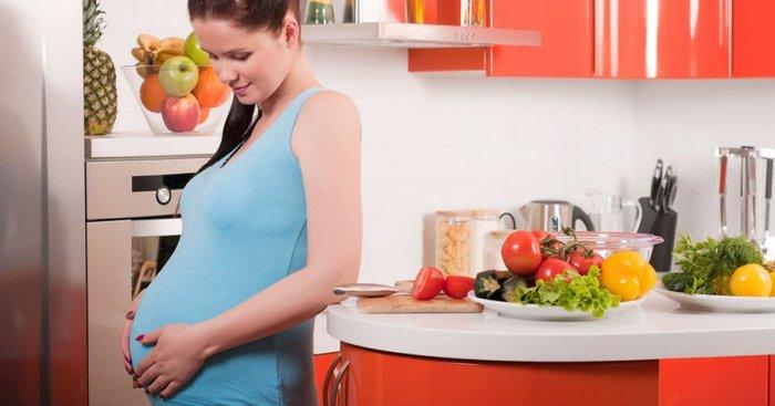 Витамин Е во время беременности