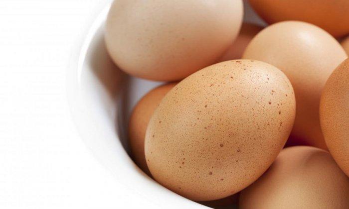 Яйца содержат витамины группы B