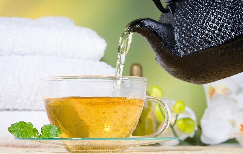 Мочегонный чай при беременности от отеков