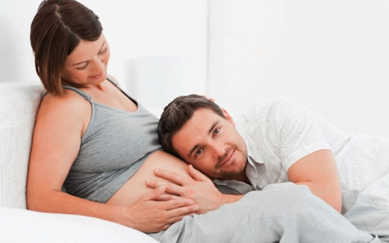 Отношения мужчины к беременной женщине 89