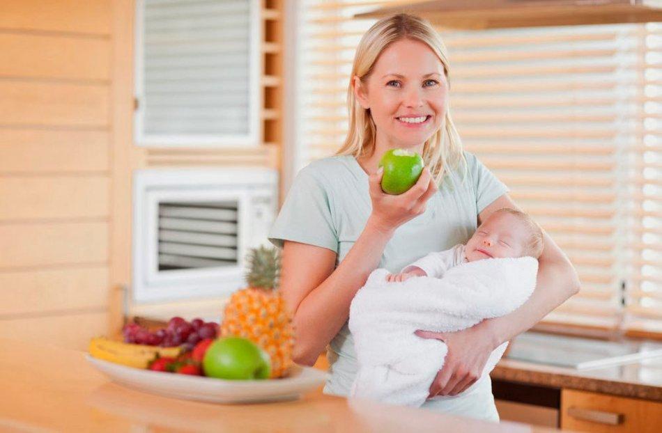 цистит кормящей мамы
