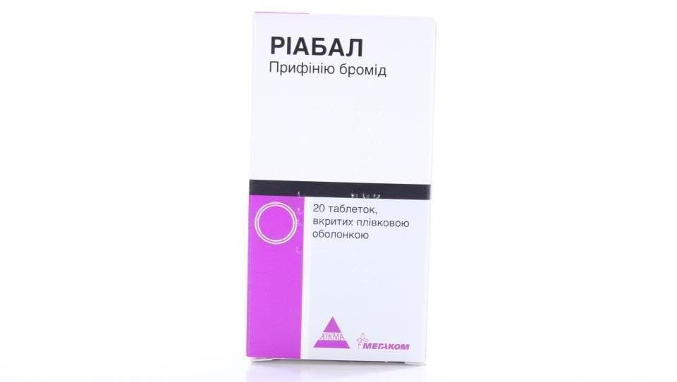 Таблетки риабал инструкция