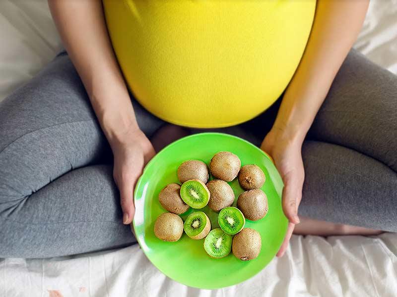 Киви для беременных