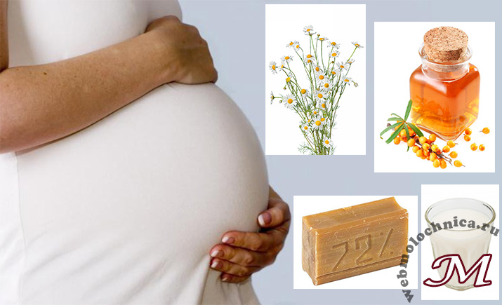 Народные методы лечения молочницы
