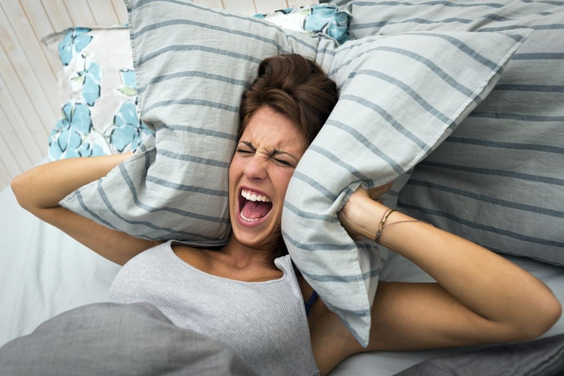 Бессоница и нервозность при беременности