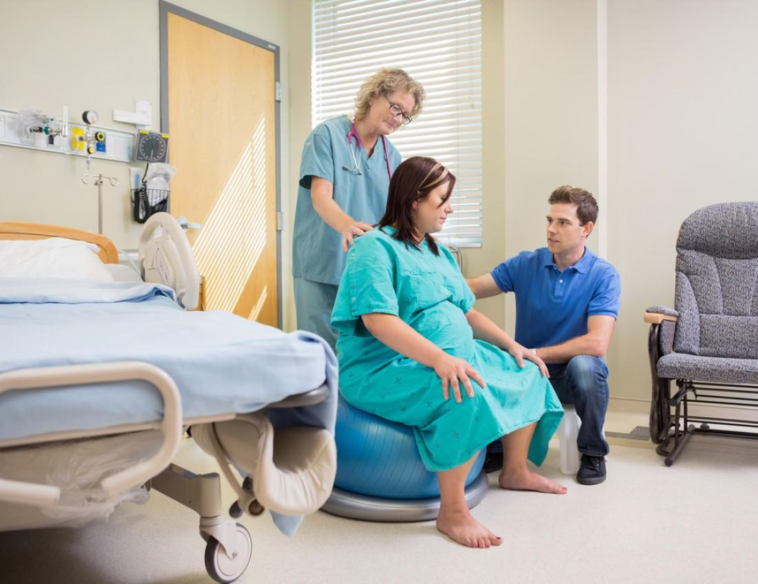 Как облегчить процесс родов
