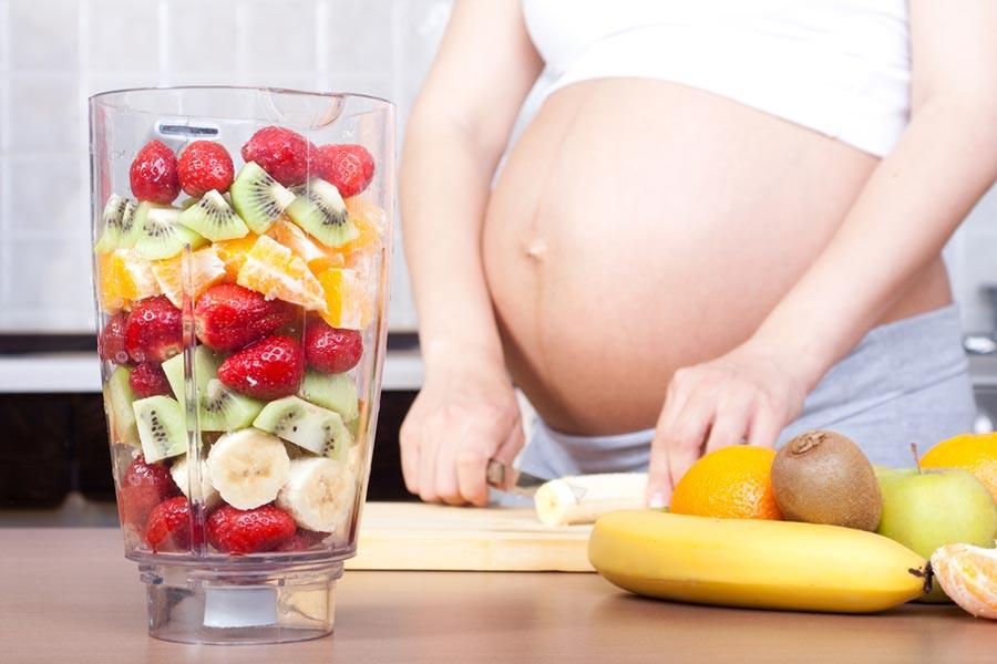 Фрукты при беременности