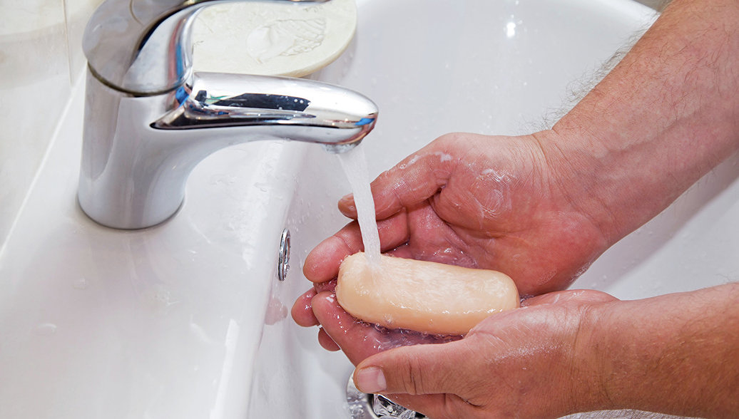 Нельзя мыло при экземе