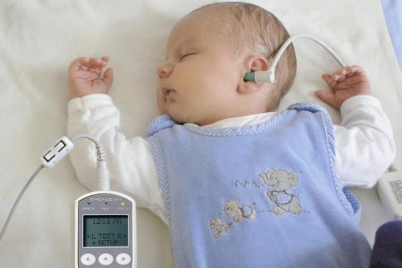 Слух у новорожденных