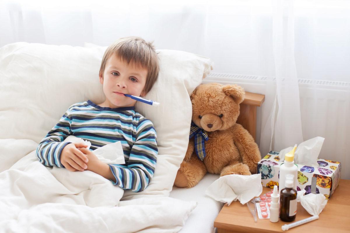 Если ребенок болен