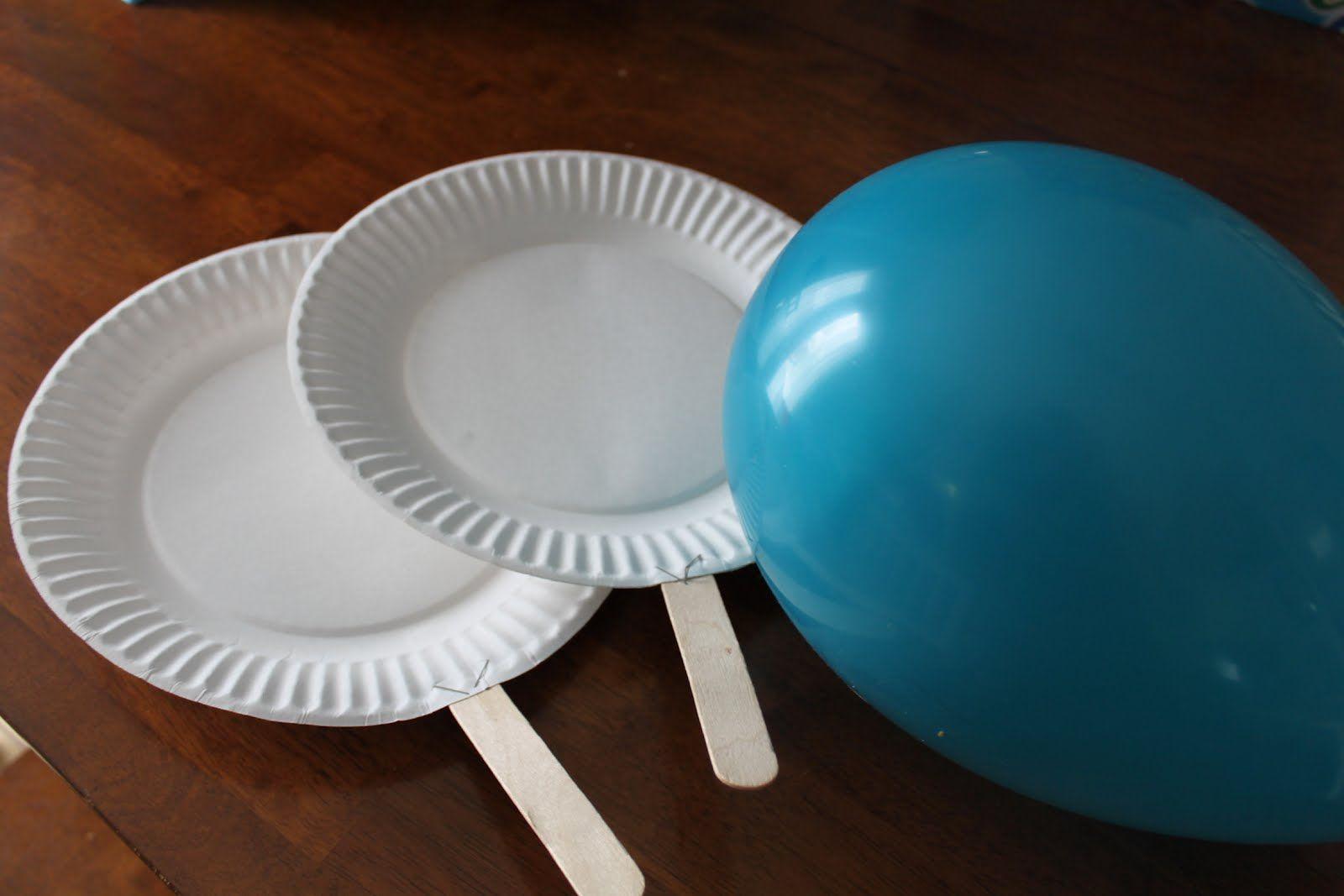 Игра воздушный шар