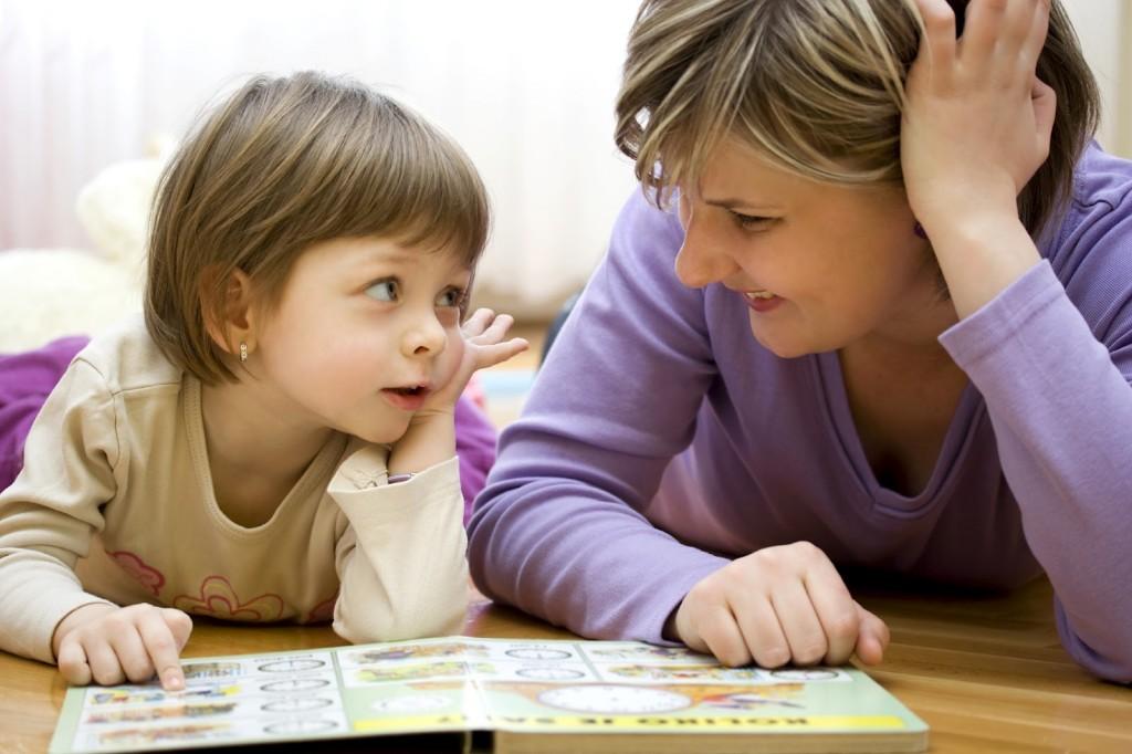 Навыки речи ребенка в 4 года