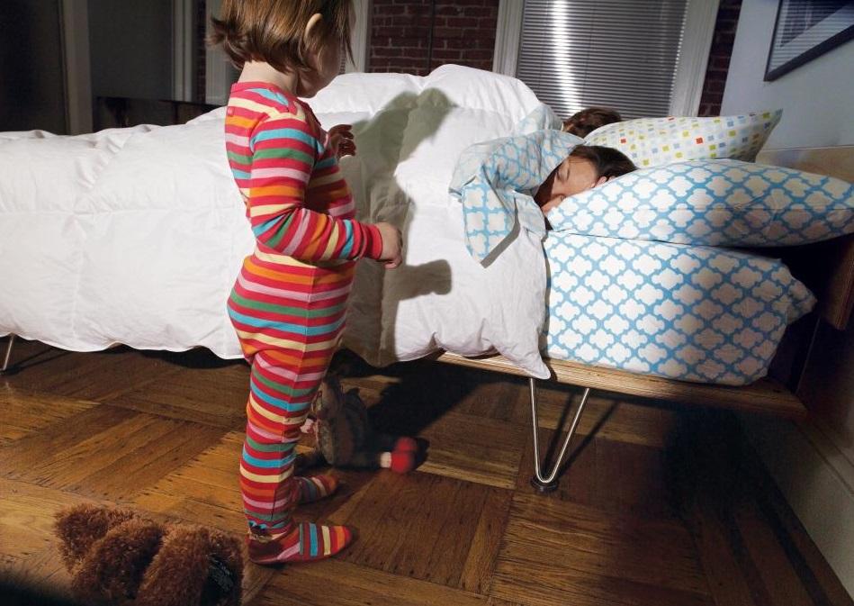 Почему ваша кровать привлекает вашего малыша