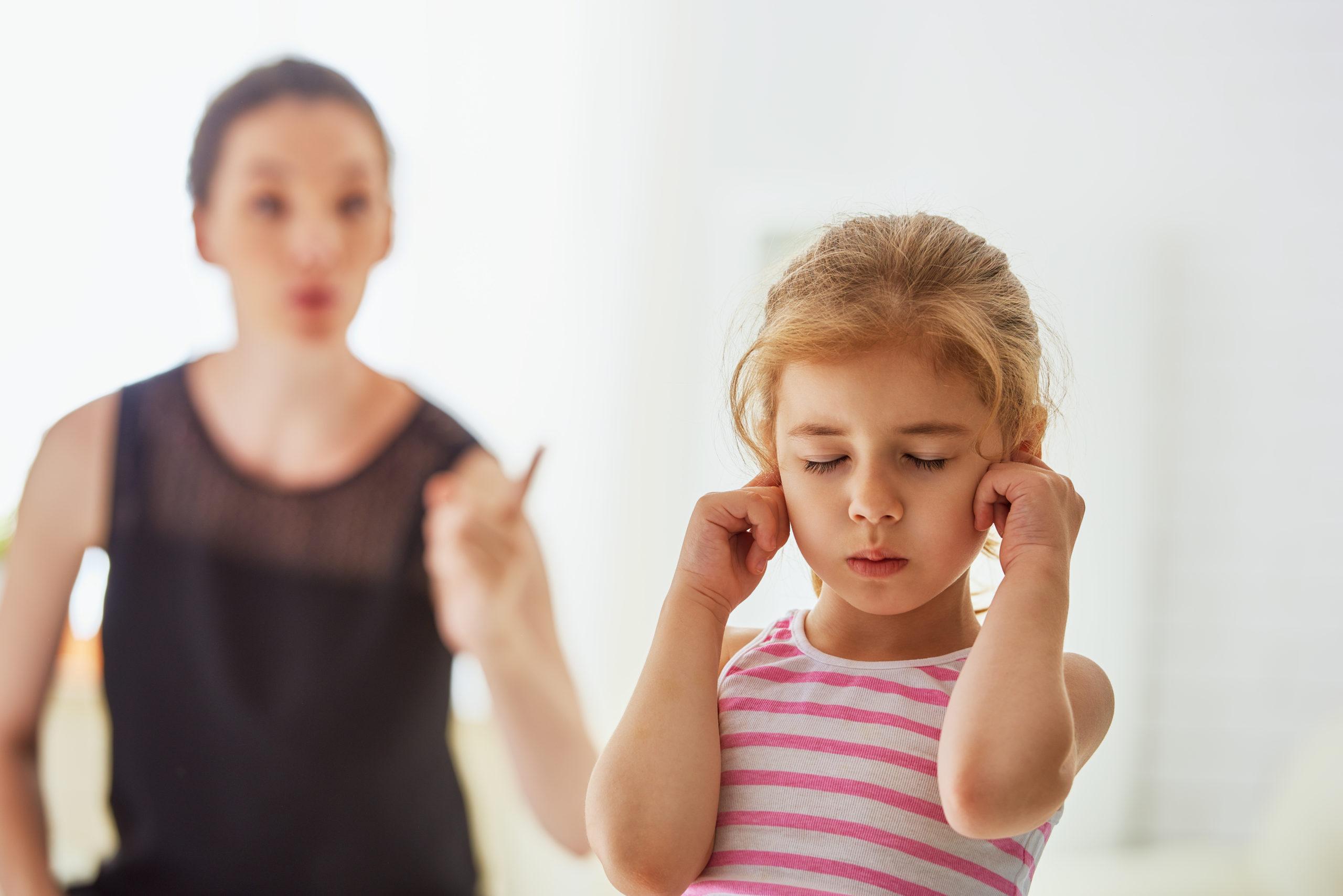 Дети не слушаются