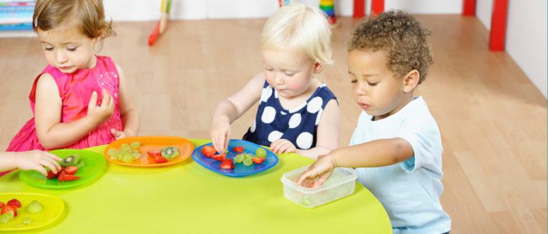 Готовность ребенка к садику