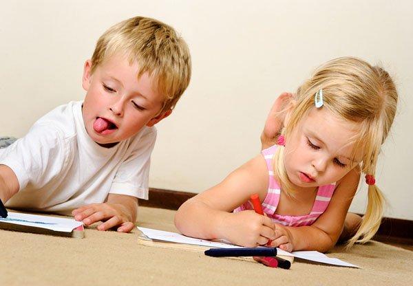 Навыки ребенка