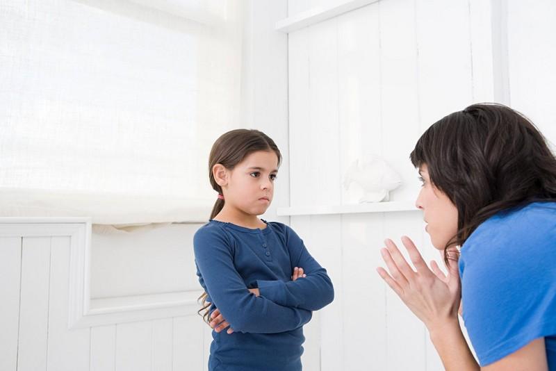 Не слушаются дети
