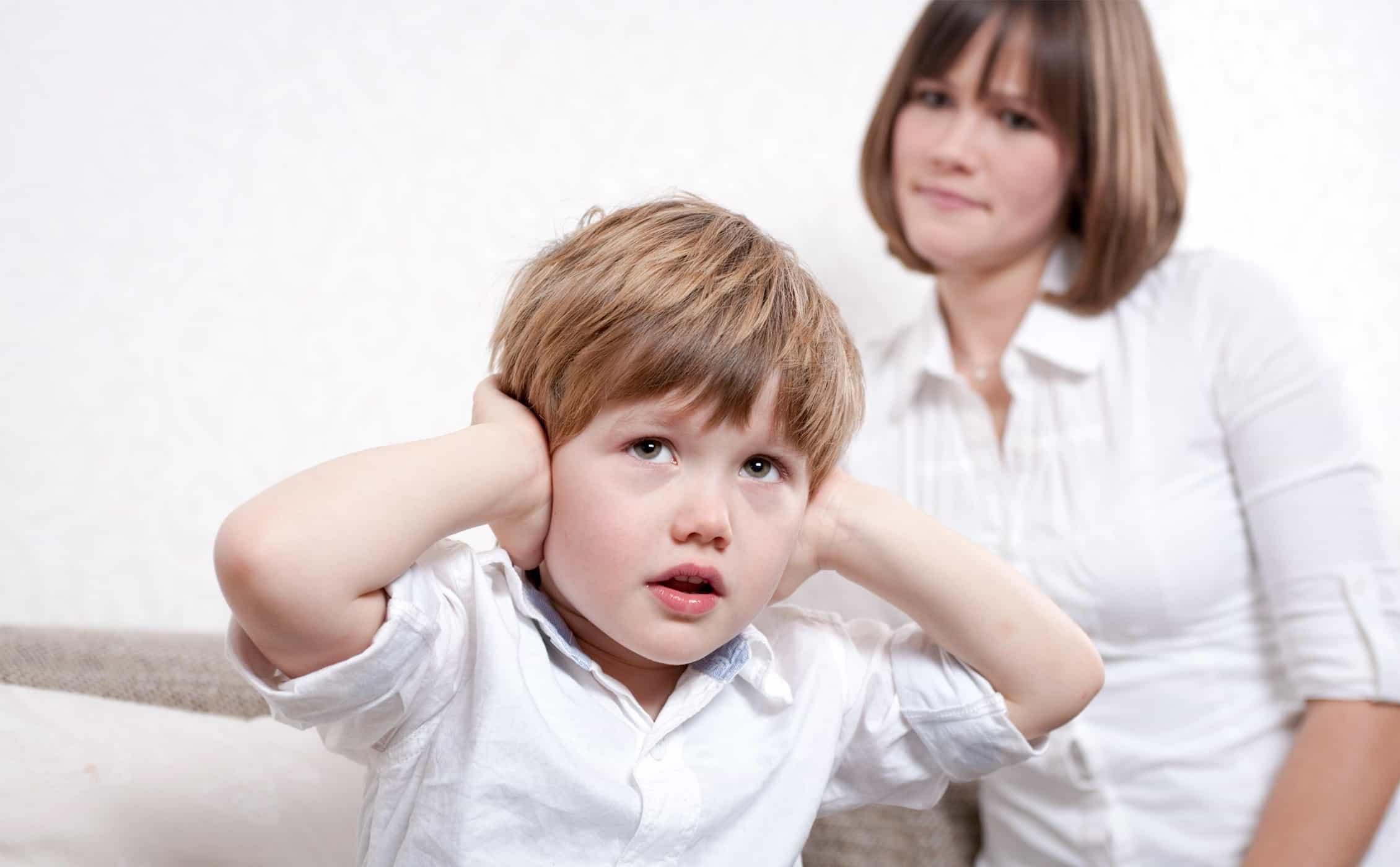 Не слышат что говорят родители