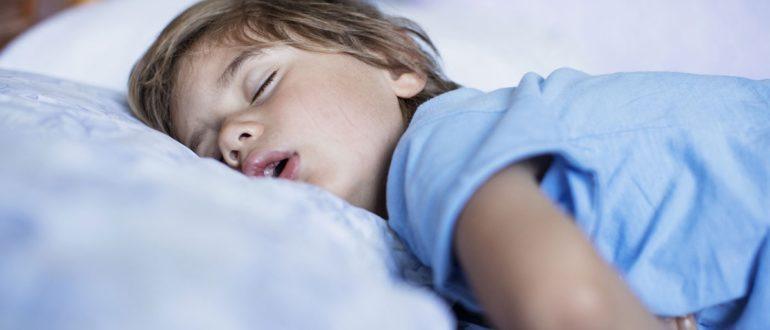 Ребенок перестает спать днем