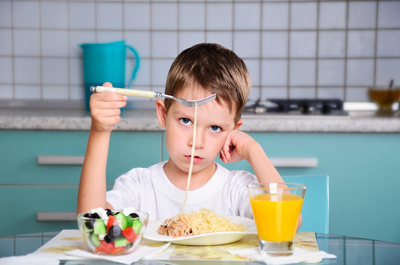 Плохо ест ребенок