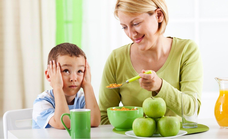 Плохой аппетиту ребенка