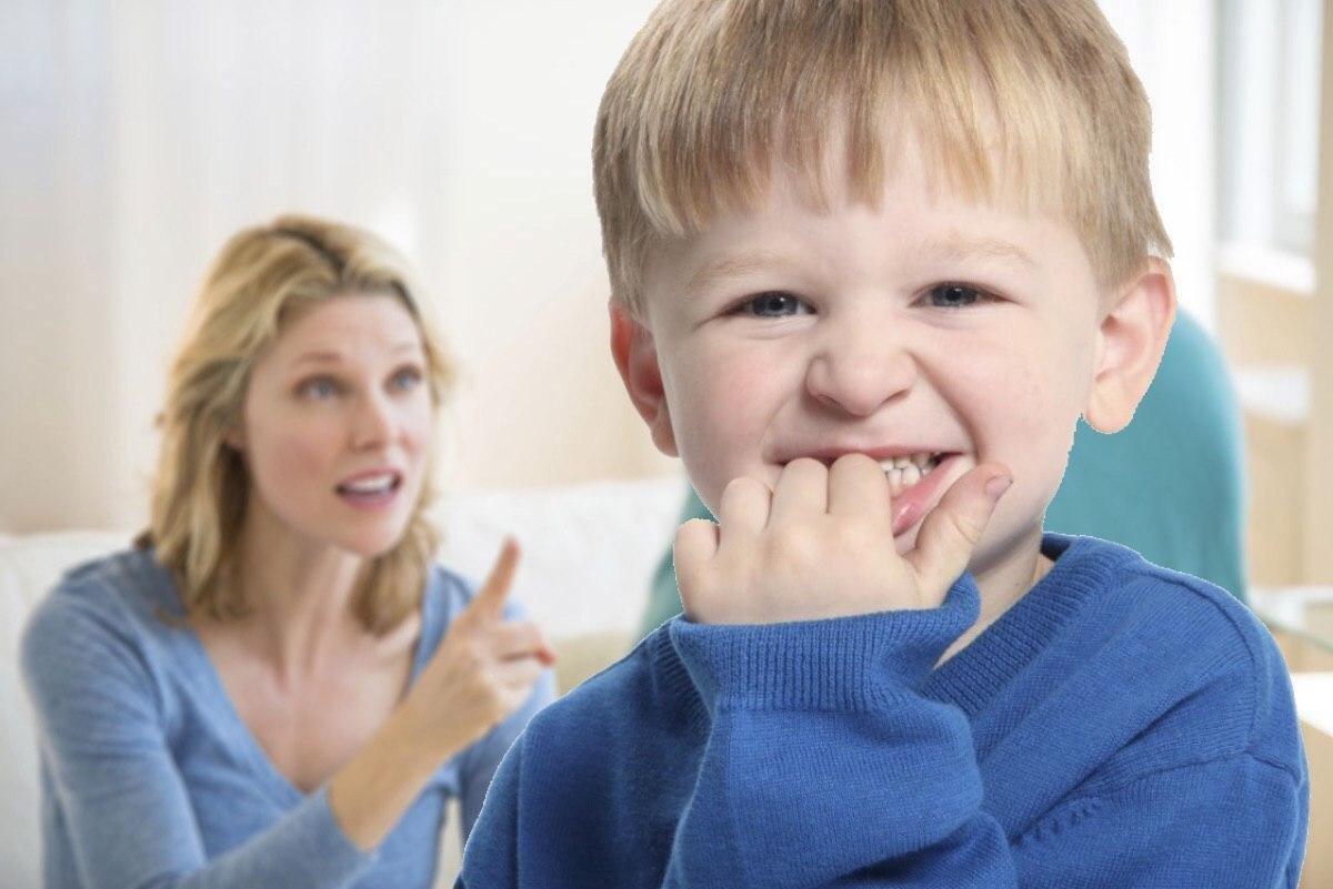 В каком возрасте грызут ногти