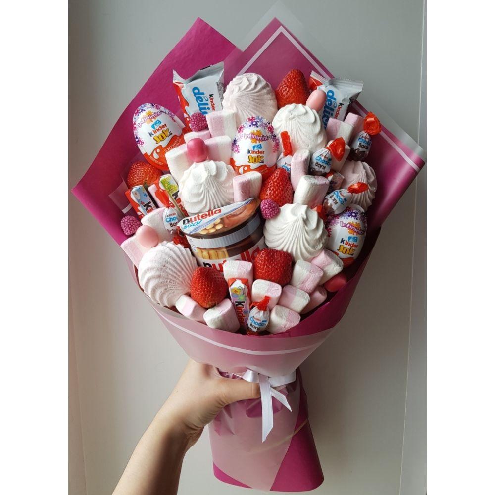 Идеи сладкого подарка для любителей сладкого