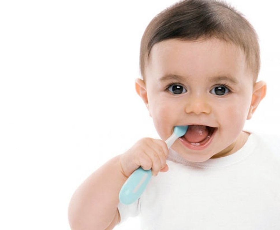 Гигиена полости рта у ребенка