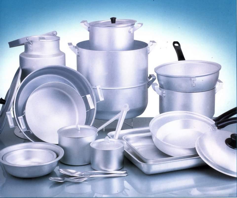 Алюмминевая посуда