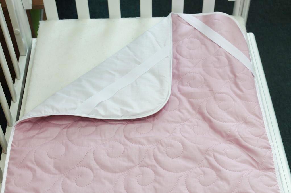 Наматрасник для кроватки