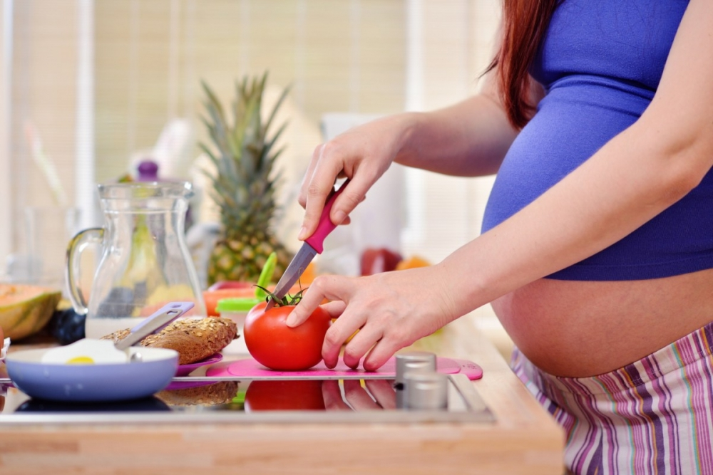 Питание беременным женщинам
