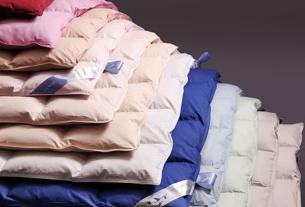 Одеяла и пледы: разновидности и особенности