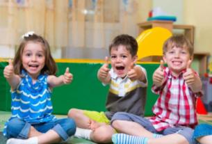 Как отправить ребёнка первый раз в десткий сад