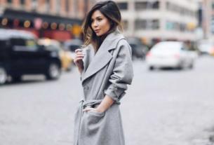 Выбираем осеннее пальто